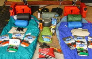 camping gear supplies